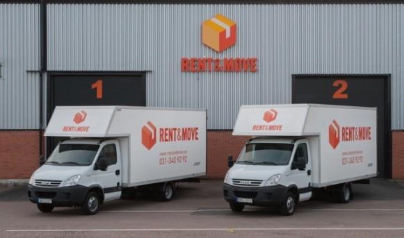 Rent & Move - Flyttbilar