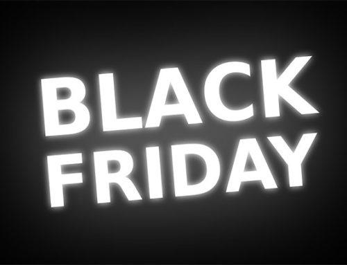 Black Friday erbjudande