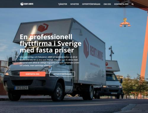 Nya hemsidan lanserad