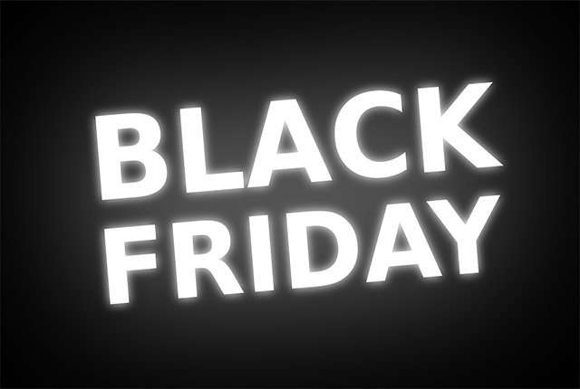 Black Friday bild