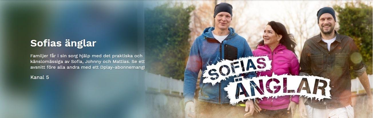 Flyttfirma i Göteborg - Rent & Move medverkar i Sofias änglar